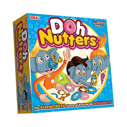 Doh Nutters Game from Ideal John Adams 10347