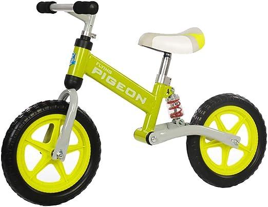 Bicicletas sin pedales Bicicleta Ligera equilibrada para niños ...