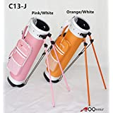 C13-J A99 Golf Range Sunday Pencil Carry Pratice Golf Bag Removable Top Cover w. stand