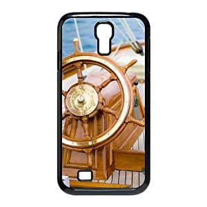 Beautiful Sailboat Rudders DIY Cover Case with Hard Shell Protection for SamSung Galaxy S4 I9500 Case lxa#401613