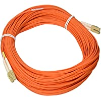 Tripp Lite Duplex Multimode 62.5/125 Fiber Patch Cable (LC/LC), 30M (100-ft.)(N320-30M)