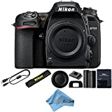 Nikon D7500 20.9 MP DX-format Digital SLR Camera With Built-in WiFi/Bluetooth (Certified Refurbished)(Body Only)