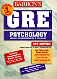 img - for Gre Psychology: Graduate Record Examination in Psychology (BARRON'S HOW TO PREPARE FOR THE GRE PSYCHOLOGY GRADUATE RECORD EXAMINATION IN PSYCHOLOGY) book / textbook / text book