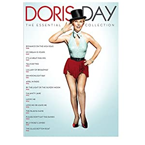 Doris Day: The Essential Collection (DVD) (2015)