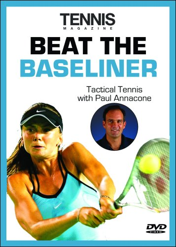 Tennis Magazine: Beat the Baseliner