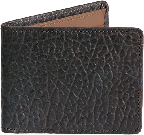 Brown Mesa Wallet Brown Billfold Bison Leather Wallet Mesa Mesa Bison Leather Billfold Bison A4waq7w