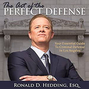 The Art of the Perfect Defense Audiobook