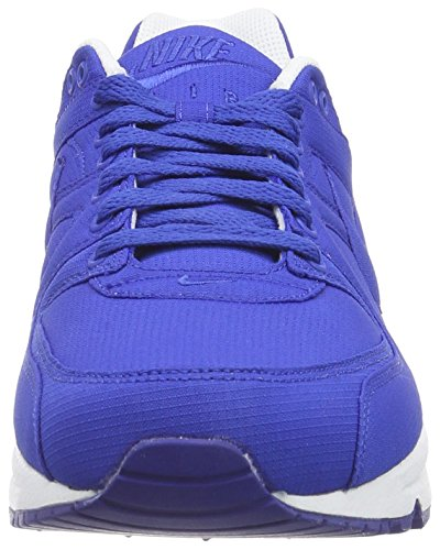 Nike Air Max Command Textile - Zapatillas Hombre Azul (game royal/game royal-white 441)