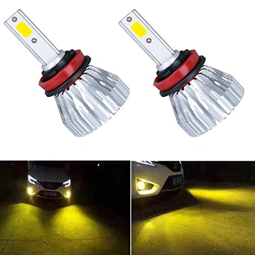 Yellow Led Fog Light Bulbs