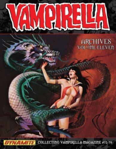 Vampirella Archives, Vol. 11