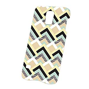 Case Fun Samsung Galaxy S5 (i9500) Case - Vogue Version - 3D Full Wrap - Mountains by Finch Five