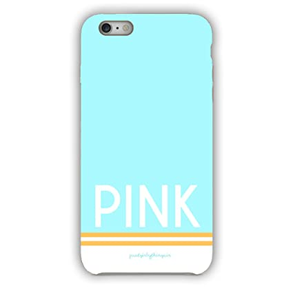 eda2a42426761 justgirlythings Pink Victoria Secret Phone Cover for: Amazon.in ...