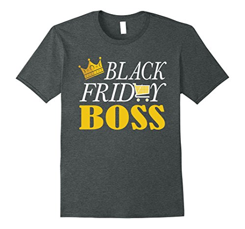 Mens Black Friday Boss Custome For Girls Boys Funny T-Shirt Gift Small Dark (Customes For Men)