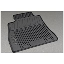 New OEM Nissan Juke Black All Weather Rubber Floor Mat