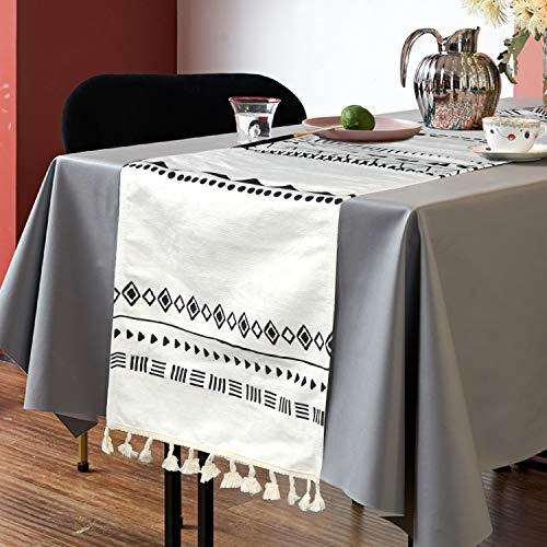 KIMODE Moroccan Fringe Table Runner 13 X 90 in, Bohemian for sale  Delivered anywhere in USA