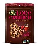 Nature's Path Organic Love Crunch Premium Granola, Dark Chocolate & Red Berries, 11.5 Ounce (Pack of 6)