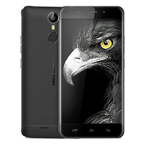 Ulefone Metal 4G LTE Smartphone Android 6.0 Octa Core 5.0 Screen 3GB RAM+16GB ROM 5MP+13MP Doppelkameras Fingerabdruck