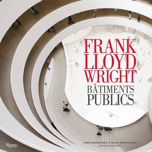 frank lloyd wright btiments publics