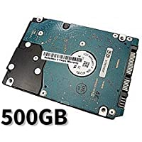 Seifelden 500GB Hard Drive 3 Year Warranty for Dell XPS (L401X) (L412z) 15 (L501x) (L502x) (L521x) (L511z) (L701x) (L702x) 3D M1210 M1330 M1530 M1710 M1730 M2010