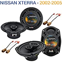 Nissan Xterra 2000-2004 Factory Speaker Upgrade Harmony R65 R69 Package New