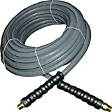 AR North America AR1003840-BLU Braided Rubber Hose with 4000 PSI, 50-Feet