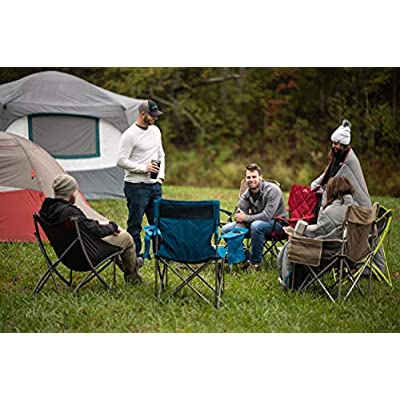 ALPS Mountaineering King Kong Chair, Khaki, 38 x 20 x 38-Inch (8140314) : Folding Chairs : Sports & Outdoors