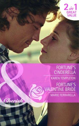 book cover of Fortune\'s Cinderella / Fortune\'s Valentine Bride