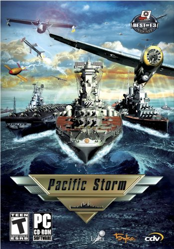 Pacific Storm - PC (Storm Game Pc Pacific)