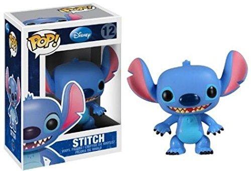 Lilo & Stitch: Stitch + Seated Stitch - Disney Vinyl Figure Set NEW: Toys & Games