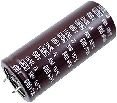 Snap-In Elko Kondensator 680µF 400V 105°C ; HK2G687M35050HA ; 680uF