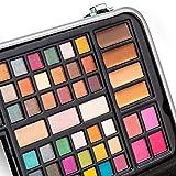 Vokai Makeup Kit Gift Set - Travel Case 41 Eye