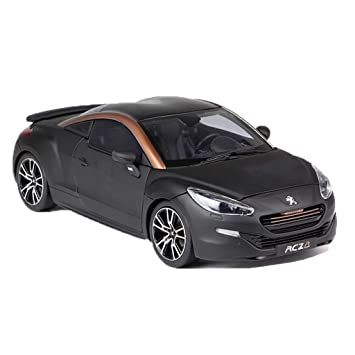 Gaoqun Toy 1 18 Peugeot Rcz R Concept Alliage De Voiture De Sport
