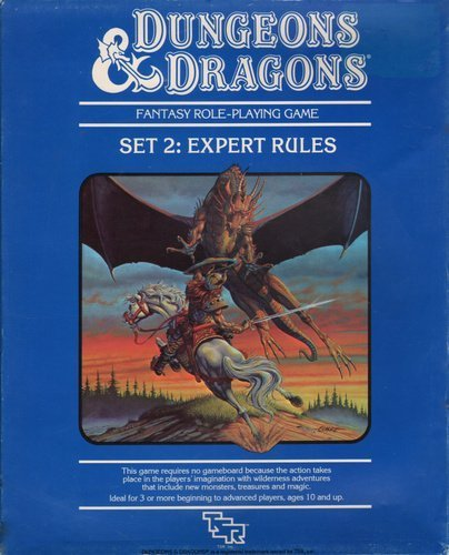 Dungeons & Dragons Expert Rules Set 2 (1983) (Book)