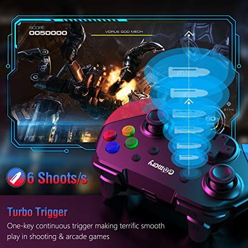 Gamory Manette pour Switch/Switch Lites