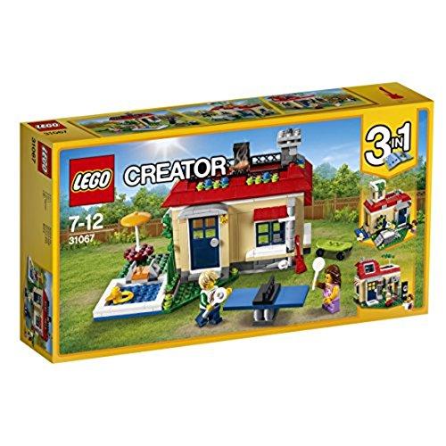 레고(LEGO)creator 풀 싸이드의 휴일 31067