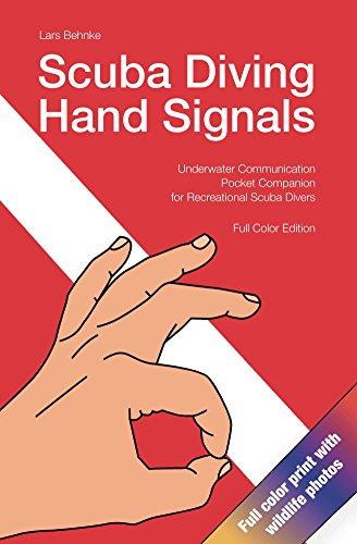- Scuba Diving Hand Signals: Underwater Communication Pocket Companion for Recreational Scuba Divers