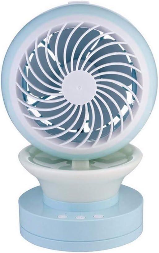 Breeze DMM Mini Ventilador Portable Mini Fans Exterior con Mesa De ...