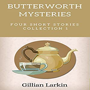 Butterworth Mysteries - Box Set 1 Audiobook