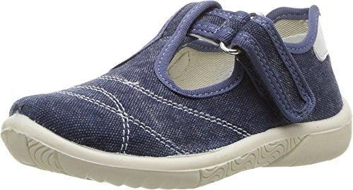 Naturino Toddler Girl Shoes (Naturino Baby Girl's 7742 USA SS18 (Toddler/Little Kid) Denim 23 M)
