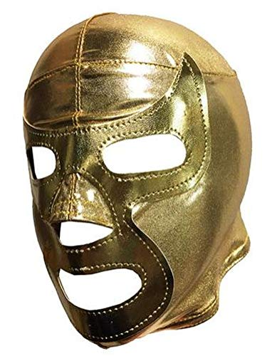 Del Mex Lycra Lucha Libre Adult Luchador Mexican Wrestling Mask Costume (Ramses) for $<!--$21.99-->