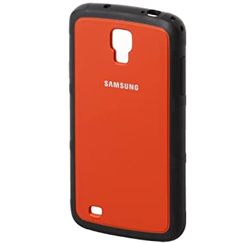 Samsung EF-PI929B - Funda para móvil Galaxy S4 Active I9295, color naranja