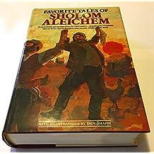Favorite Tales of Sholom Aleichem