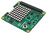 RASPBERRY-PI RASPBERRYPI-SENSEHAT Raspberry Pi Sense HAT with Orientation, Pressure, Humidity and Temperature Sensors