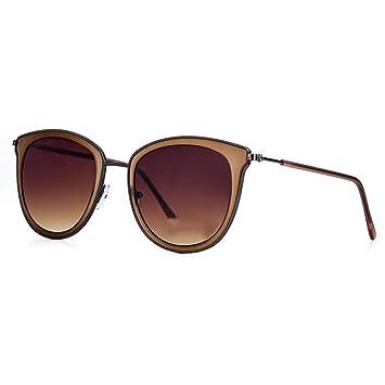 WAQWYQ Gafas Gafas de Sol para Mujer Gafas graduadas de Moda ...