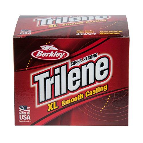 Trilene 1 8kg 3000yd 2743m Monofilament