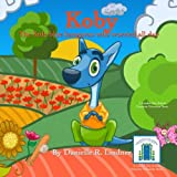 img - for Koby The Little Blue Kangaroo Who Worried All Day (Koby's Kind Kids Books) book / textbook / text book