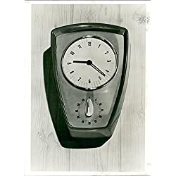 Vintage photo of Smith Wall Clock
