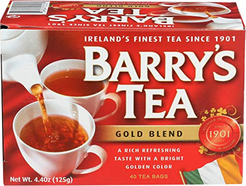 Barrys Gold Blend Tea Bags, 80 Count, 8.8 Ounce (Pack of 6) by Barry's Tea (Image #3)