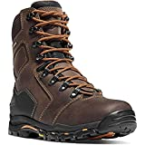 """Danner Vicious 8"""" Brown 400G NMT (13874) Vibram Sole Oil & Slip Resistant 