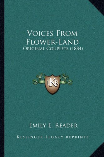 Voices From Flower-Land: Original Couplets - Collection Flowerland